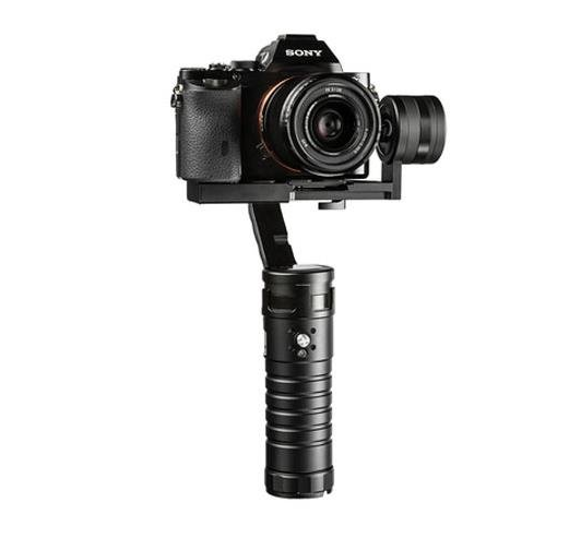 Ikan MS1 (Best Gimbal For Mirrorless Camera)