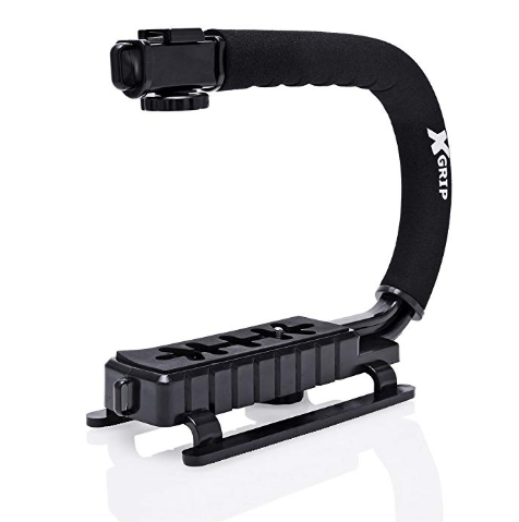 Opteka X-GRIP (Best Professional Camera Stabilizer)