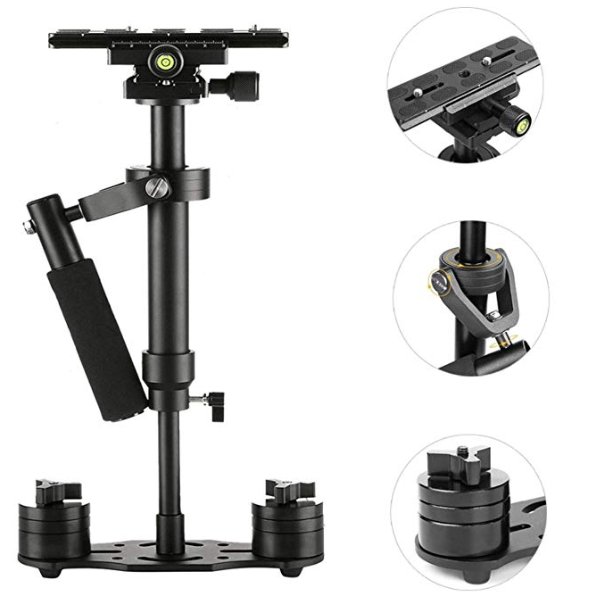 SUTEFOTO S40 ( Best Cheap Handheld Stabilizer )