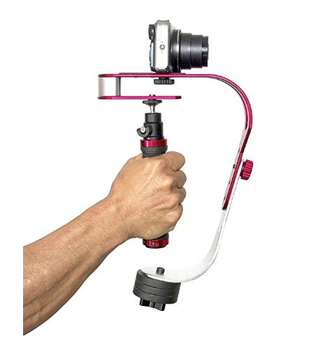 Roxant Pro (Best Video Camera Stabilizer)