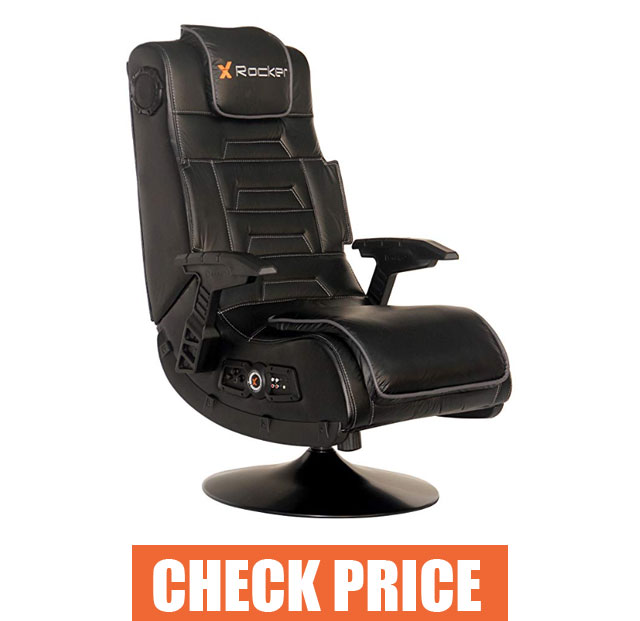 X Rocker Pro Series Pedestal Best professional Gaming Chair