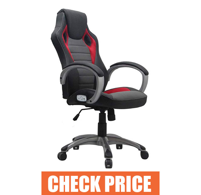 X Rocker Executive Office Chair - Best Office Speaker Chair