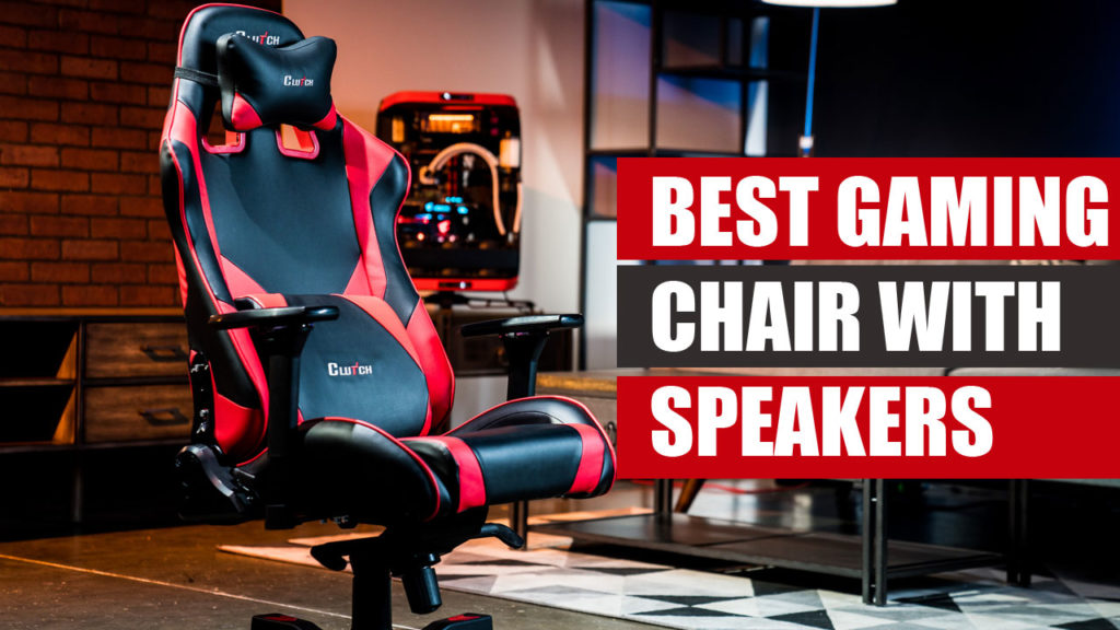 The best gaming chair with speakers