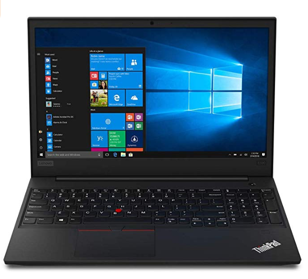 Lenovo 2020 Premium Flagship ThinkPad E590 15.6 Inch HD Laptop