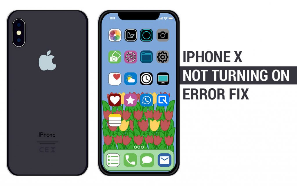 Force Restart your iPhone XS Max