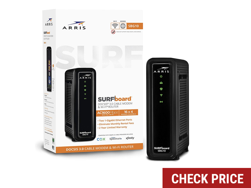 Best Modem Router Combo for Gaming in 2020